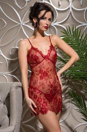 Сорочка и стринги MIA-AMORE  - Chanell, 3 цвета