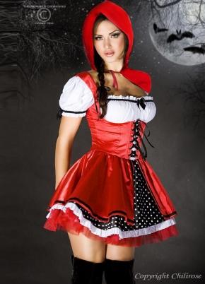 Игровой костюм ChiliRose - LITTLE RED