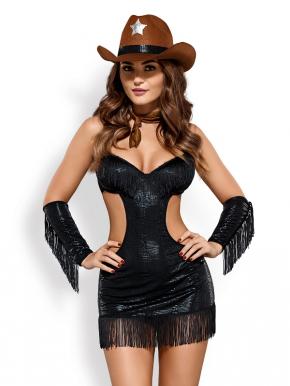 Игровой костюм Шериф SHERIFFIA by Obsessive