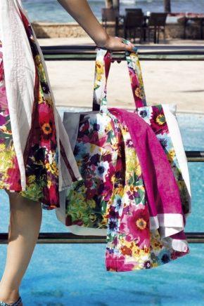 Пляжная сумка 5111-KO Iconique, 100% Cotton