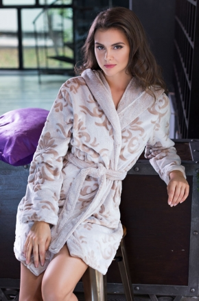 Халат кимоно мини Mia-Mia - TONIA