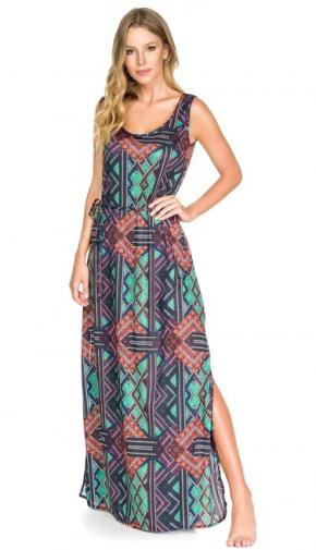 Пляжное платье макси Maryssil - LUX DIVA