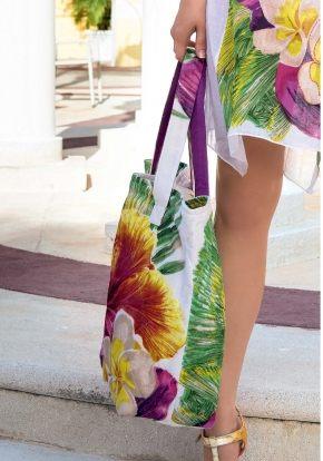 Пляжная сумка Iconique 611KN, 100% хлопок