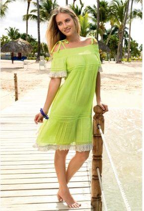 Пляжное платье DAVID 623-KM - ICONIQUE