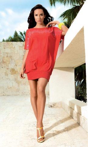 Пляжное платье с пайетками Tropicana