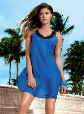 Пляжное платье DAVID - Botanica, rubino