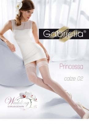 Чулки GABRIELLA - Princessa 02, 20 DEN