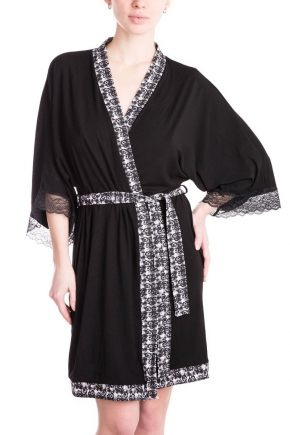 Халат кимоно ROSE&PETAL - J'AIME COCO