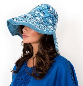 Пляжная шляпа DAVID - RESORT 026, 100% хлопок