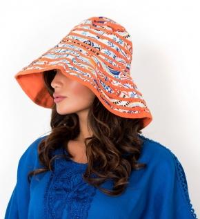 Пляжная шляпа DAVID - RESORT 033, 100% хлопок