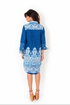 Пляжная блуза David - RESORT 037, 100% хлопок