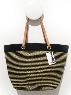 Пляжная сумка Kamoa - FIONA black