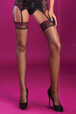 Чулки под пояс LivCo Fashion Holly