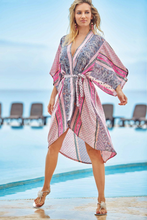 Пляжная блуза ICONIQUE - Holly, 100% хлопок