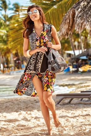 Пляжная блуза Iconique - ELSA, 100% хлопок