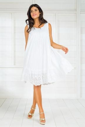 Пляжное платье миди ICONIQUE 14, 100% хлопок