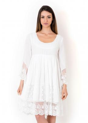 Пляжное платье ICONIQUE - Resort LUX, 100% хлопок