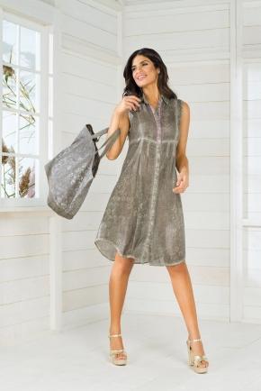 Пляжная блуза  Iconique - RESORT 048, 100% хлопок