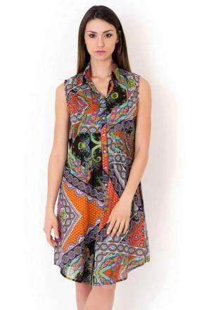 Пляжная блуза Iconique - RESORT, 100% хлопок