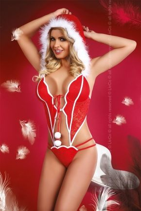 Боди Санты LivCo - CHRISTMAS GIRL