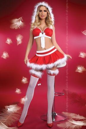 Новогодний костюм LITTLE MISS CHRISTMAS