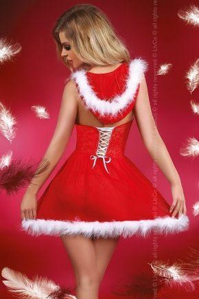 Новогодний костюм LivCo - SNOWFLAKE