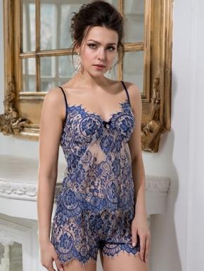 Комплект MIA-AMORE - Michelle: топ +шорты