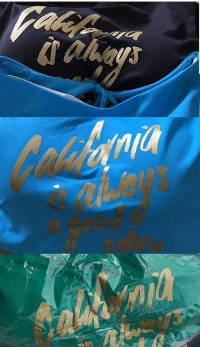 Купальник боди пуш-ап Maryssil - CALIFORNIA