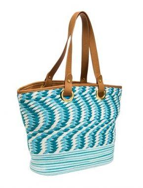 Пляжная сумка Casa Di Stella - Varisa Blue