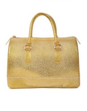 Пляжная сумкa Casa Di Stella - RAMOS, gold
