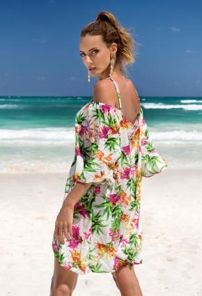 Пляжное платье-сарафан Maryssil - FLORIANA