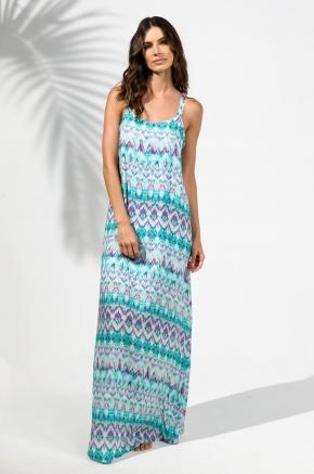Пляжное платье-сарафан Maryssil - PASTELLE