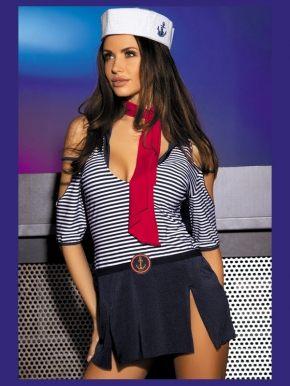 Игровой костюм морячки Caprise - SAILOR