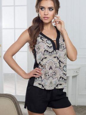 Пижама MIA-MIA - Faberge: топ и шорты