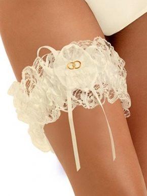 Свадебная подвязка SIELEI - Basic Lice