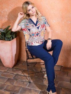 Комплект MIA-MIA - Maya: брюки и блуза