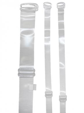 Бюстгальтер силиконовый Farfallina 2067 + бретели и спинка