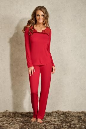 Пижама Lisca - VIVIAN: туника + брюки
