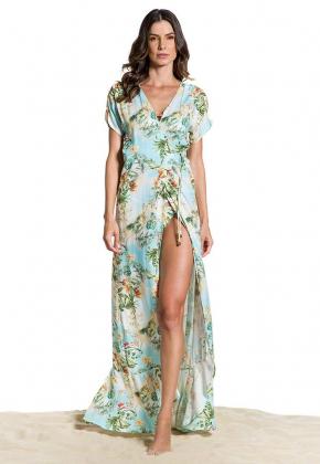 Пляжное платье-туника Maryssil - VINTAGE