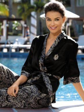 Пижама Mia-Mia - LORENZA, 100% шелк