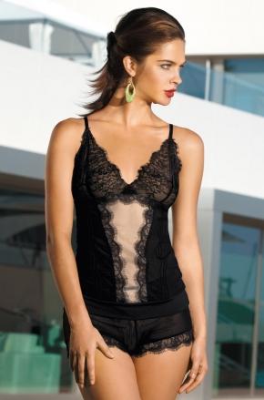 Комплект MIA-MIA  - Elegance: топ + шорты