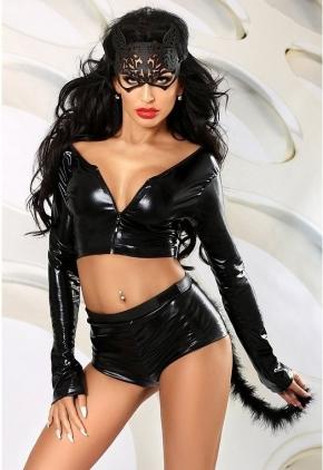 Костюм эротический Lolitta - SEXY CAT
