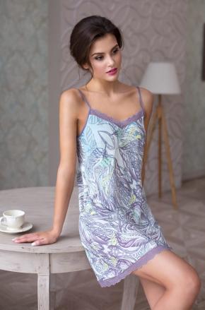 Сорочка с вырезом Mia-Mia - SELENA